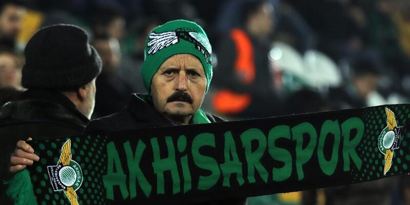 Akhisarspor'un ilk yarı raporu: En başarısız 2. ilk yarı performansı