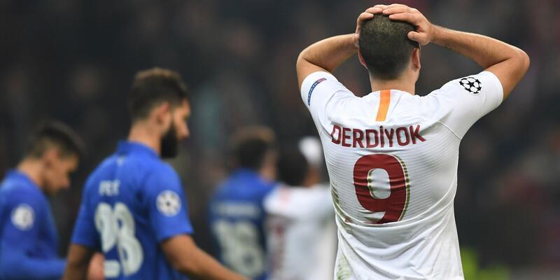 Üç büyüklerde golcü sıkıntısı: En iyisi Eren Derdiyok