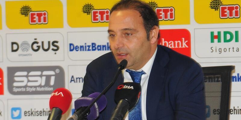 Fuat Çapa'dan Eskişehirspor taraftarına teşekkür