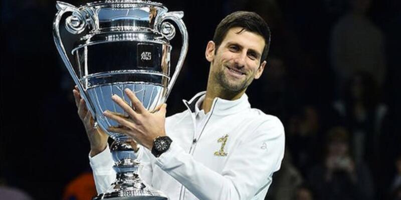 Novak Djokovic yılın sporcusu seçildi