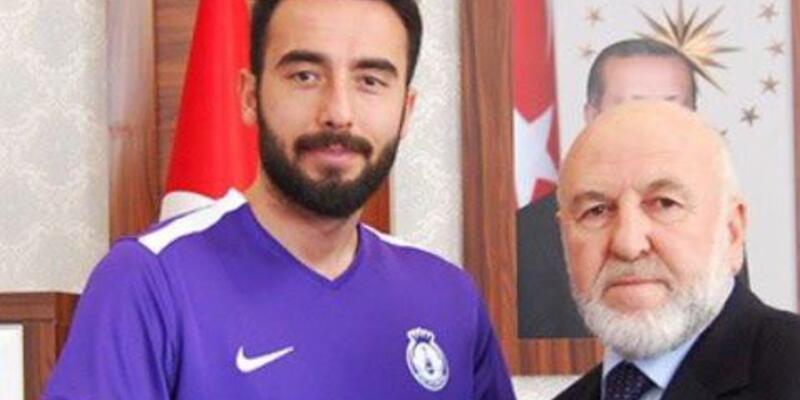 Afyonspor Emre Öztürk'ü kadrosuna kattı
