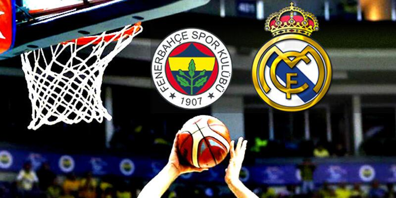 Fenerbahçe, Real Madrid basketbol maçı ne zaman, saat kaçta?