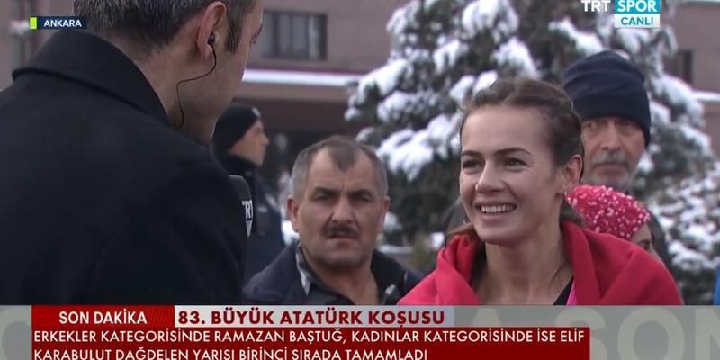 83. Büyük Atatürk Koşusu'nda kazananlar belli oldu