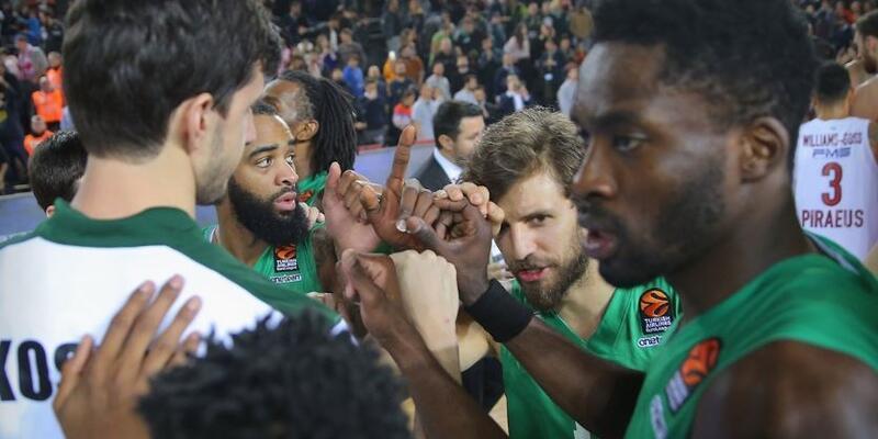 Darüşşafaka, Olympiakos'u devirdi
