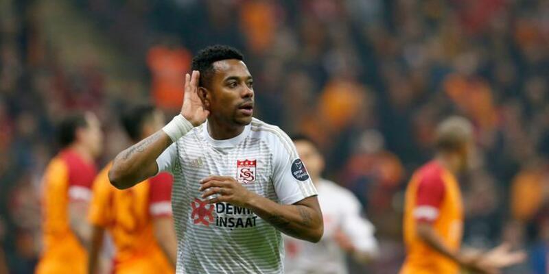 Robinho'nun Sivasspor karnesi