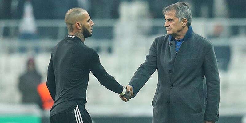 Beşiktaş Quaresma ile vedalaşıyor