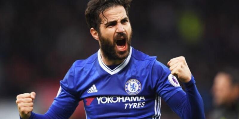 Fabregas sözleşmesinin feshi için Chelsea'yle masaya oturdu