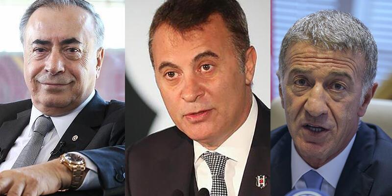 """""""Türk futbolunda tarihi ekonomik devrim"""" projesine kulüp başkanlarından büyük destek"""