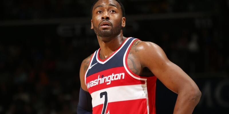 Washington Wizards'da John Wall sezonu kapattı