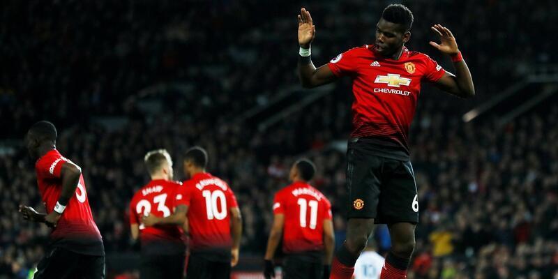 Manchester United'dan 4 gollü galibiyet