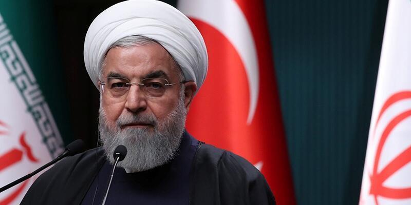 Ruhani'den Amerika'ya rest! Baskıya rağmen petrol ihracatımız sürecek