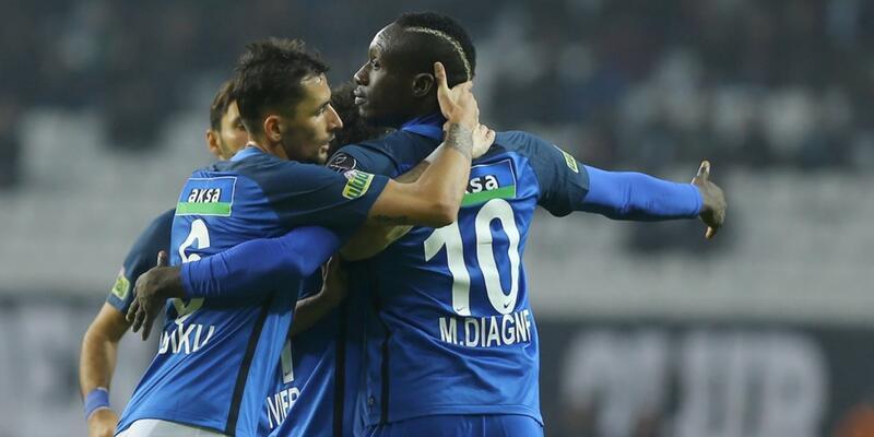 Diagne'ye 4, Eljif Elmas'a 2 maç ceza