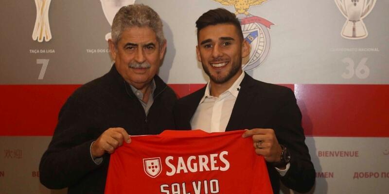Eduardo Salvio imzayı attı