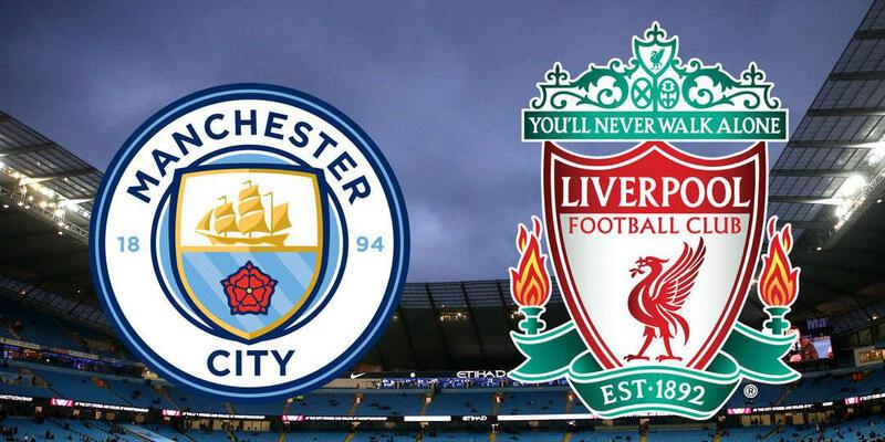 Manchester City - Liverpool maçı 11'leri