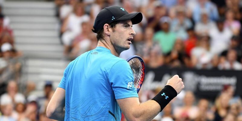 Andy Murray elendi