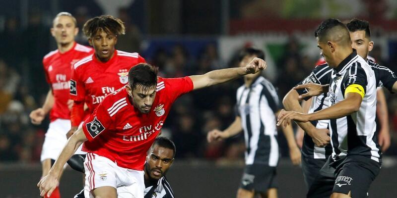 Benfica ligde kaybetti