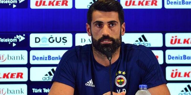 Fenerbahçe Volkan Demirel'i affetti