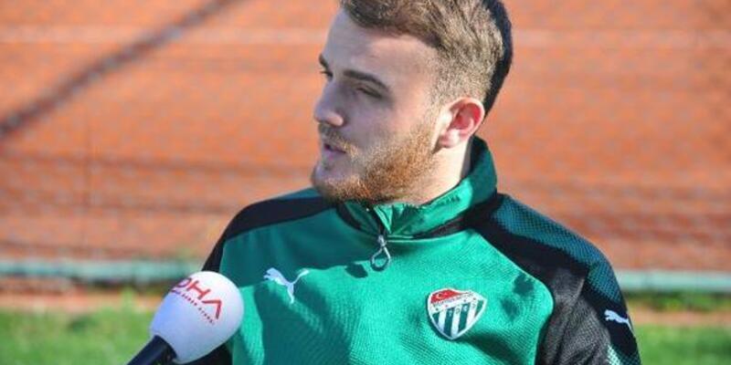 Bursaspor'da Ertuğrul Ersoy antrenmanı tamamlayamadı