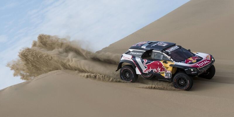 Dakar Rallisi 6 Ocak'ta start alıyor