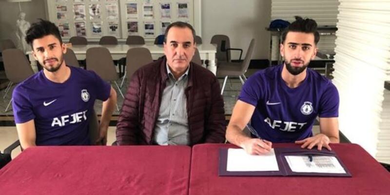 Afjet Afyonspor transfere hızlı başladı