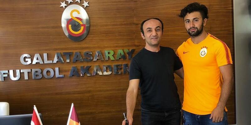 Galatasaray Çekdar Orhan'la imzaladı