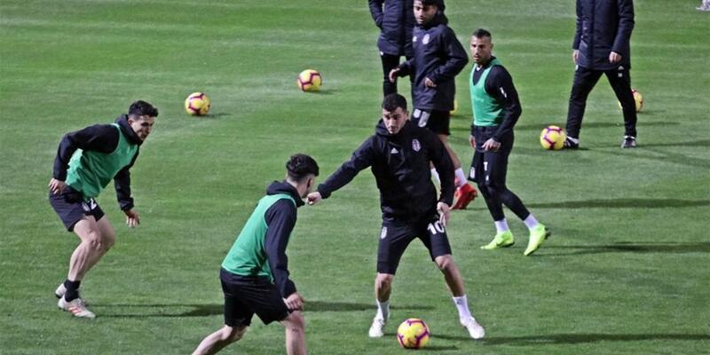 Beşiktaş'ın kamp bitiş tarihi değişti