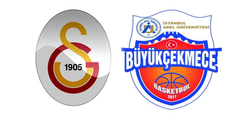 Galatasaray, Büyükçekmece Basketbol maçı ne zaman, saat kaçta, hangi kanalda?
