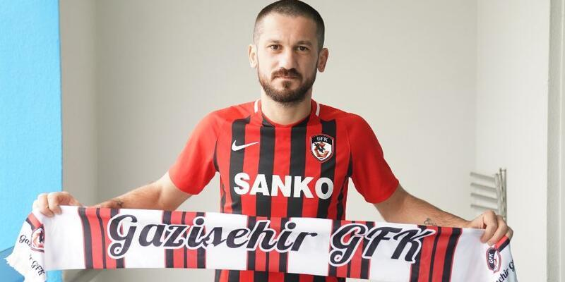 Oğuz Ceylan, Gazişehir'e transfer oldu