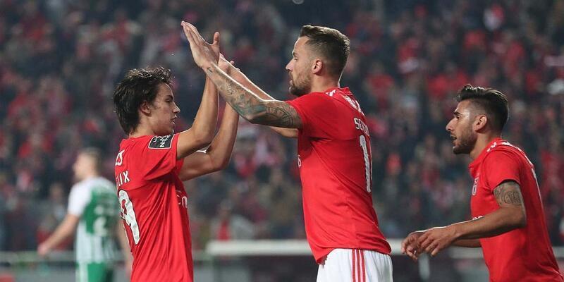 Benfica 2-0'dan maçı çevirdi