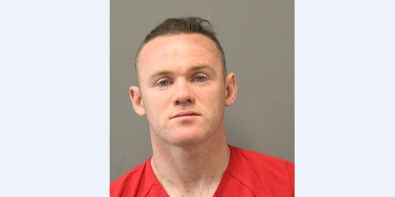 Rooney'nin ABD'de tutuklandığı ortaya çıktı