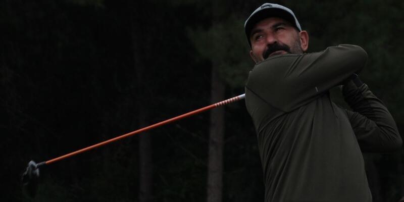 Mahmut Var anısına düzenlenen golf turnuvasında 59 sporcu yarıştı