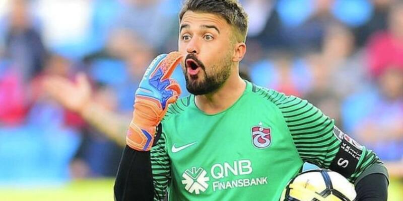 Onur Kıvrak Trabzonspor'dan ayrıldı