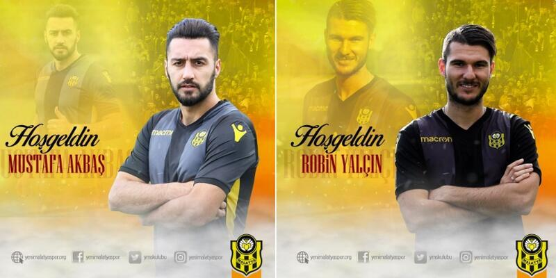 Yeni Malatyaspor 3 transferi açıkladı