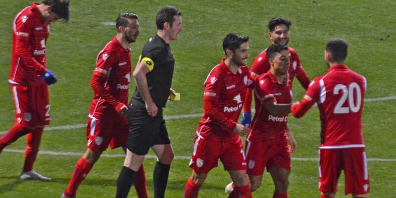 Erzurumspor 0-2 Altınordu