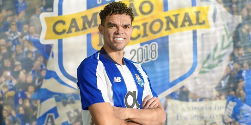 Pepe Porto'ya geri döndü
