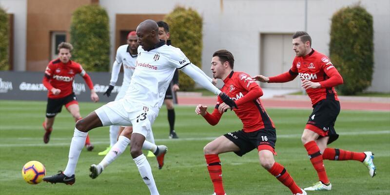 Beşiktaş 1-0 Helmond / Maç özeti