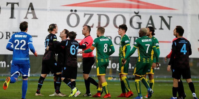 Trabzonspor 3-1 ADO Den Haag / Maç Özeti
