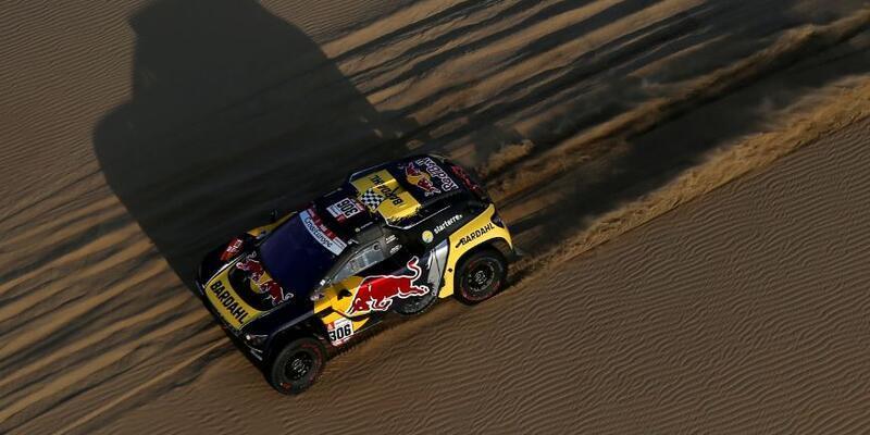 Dakar Rallisi'nde ikinci etapta Loeb ve Walkner kazandı
