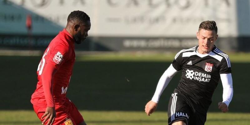 Sivasspor Partizani'yle yenişemedi