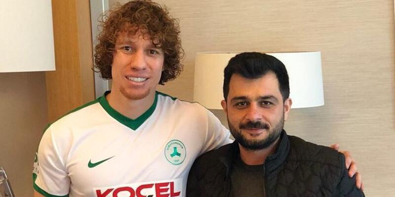 Renan Foguinho, Giresunspor'a transfer oldu