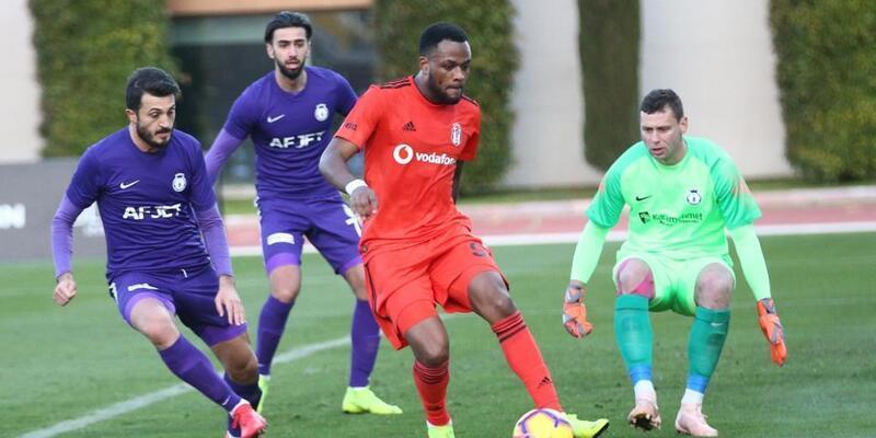 Beşiktaş 5-1 Afjet Afyonspor / Maç özeti