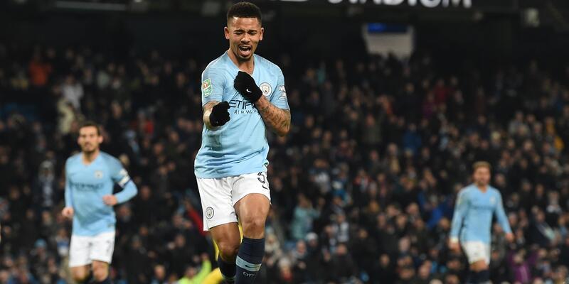 Manchester City Burton Albion'a 9 gol attı