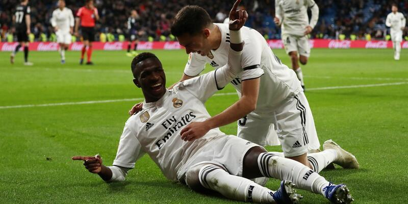 Real Madrid Leganes'i 3 golle geçti