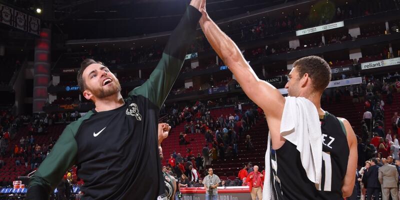 Ersanlı Milwaukee Bucks deplasmanda kazandı