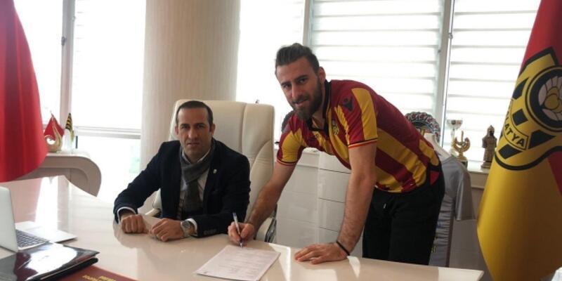 Yiğithan Güveli Yeni Malatyaspor'a imza attı