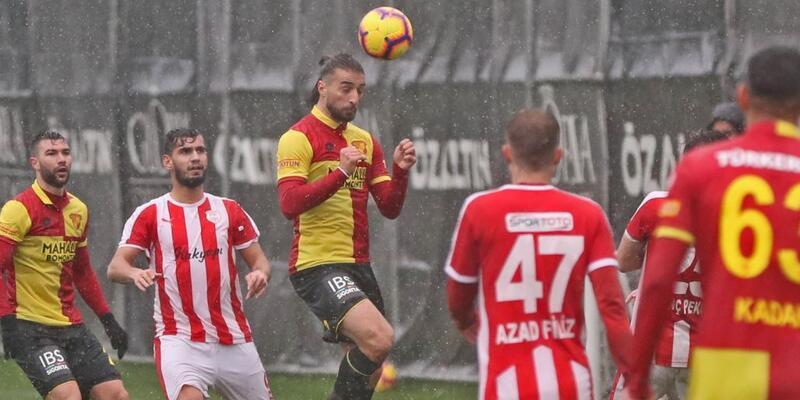 Göztepe gol yağdırdı