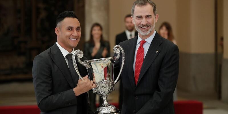 İspanya'da Nadal, Mata ve Keylor Navas'a ödül