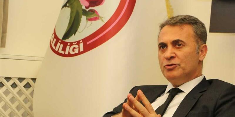 Beşiktaş Başkanı Orman: Transfer ihtiyacımız yok