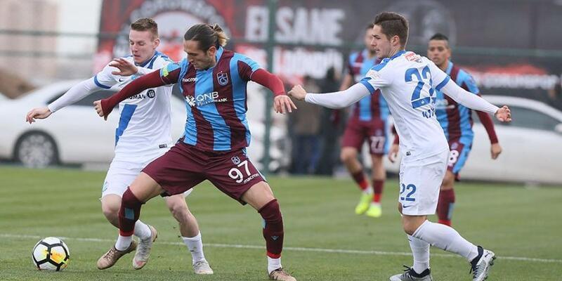 Trabzonspor 0-2 MTK Budapeşte / Maç özeti