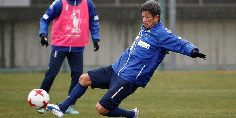 Kazuyoshi Miura, 51 yaşında sözleşme yeniledi!